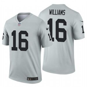 Men's Tyrell Williams #16 Oakland Raiders Jersey
